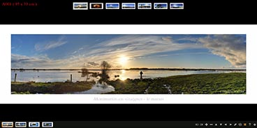 Panoramas de Carentan en Normandie. Photo Christophe BOCHER